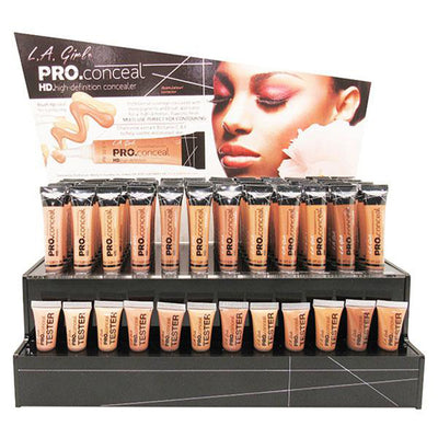 Corrector PRO HD L.A Girl - Venta al por Mayor Display 72PCS (CD-128)