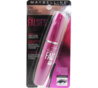 Volum' Express The Falsies Flared # 286 Mas Negro Maybelline