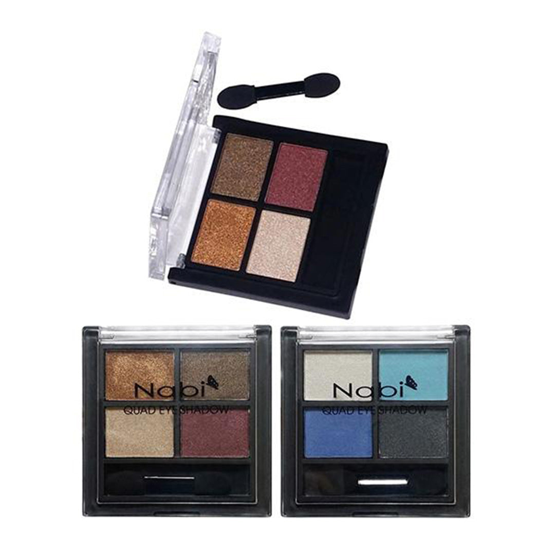 Sombra de Ojos Quad Nabi - Venta al por mayor Display 48PZS (8QESET)