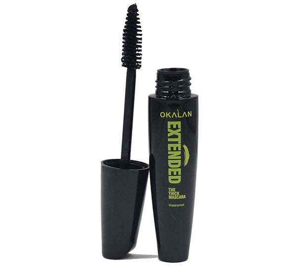 Mascara Extended The Thick Waterproof Okalan - Venta al por mayor Display 36PZS (OKL-M002)