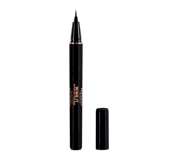 Delineador Superfino Negro Noir Wing It Profusion - Venta al por mayor Pack 9PZS (2K432-3SET)