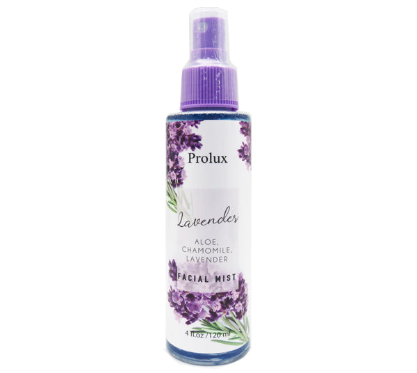 Fijador Facial Mist Lavanda Prolux - Venta al Por Mayor Display 12PZS (K-013-02)