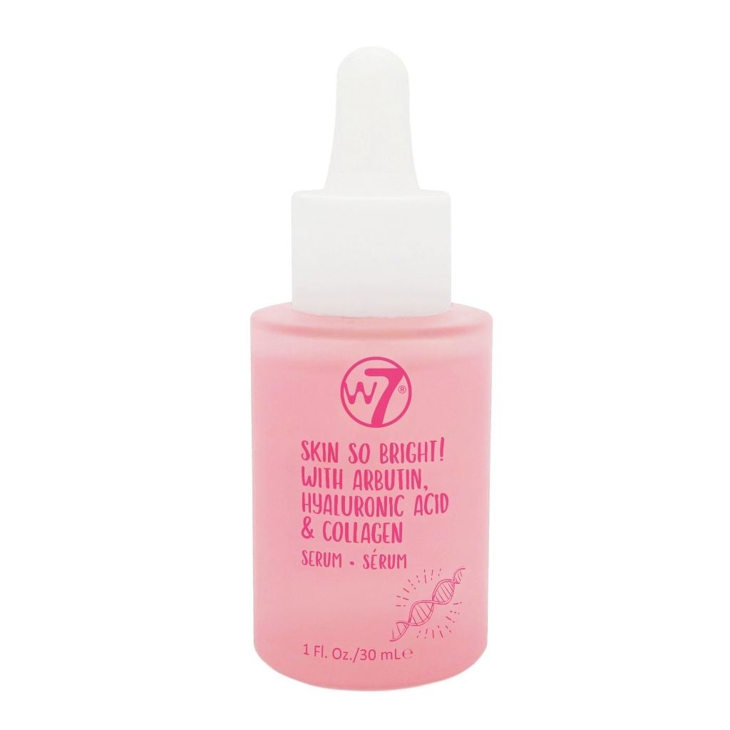 Suero Facial Piel Brillante W7 - Venta al por mayor Display 12PCZ (SBS)