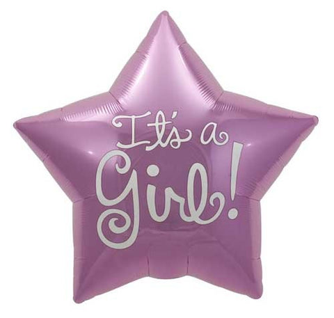 It's A Girl! Foil Balloon