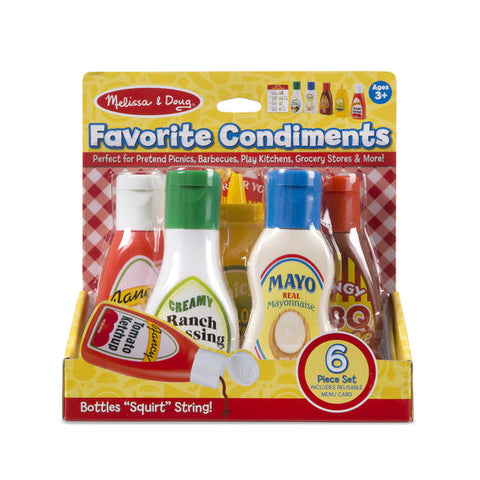 Favorite Condiments