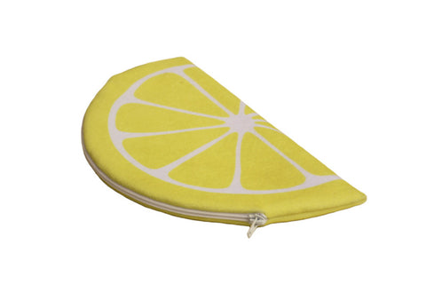 Pencil Case - Lemon