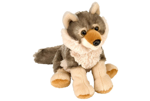 Wolf Stuffed Animal