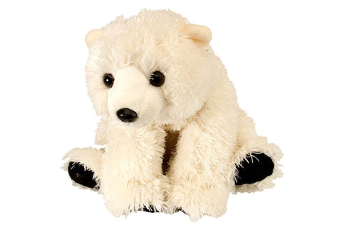 Baby Polar Bear Stuffed Animal