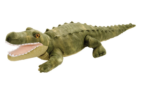 Green Alligator Stuffed Animal