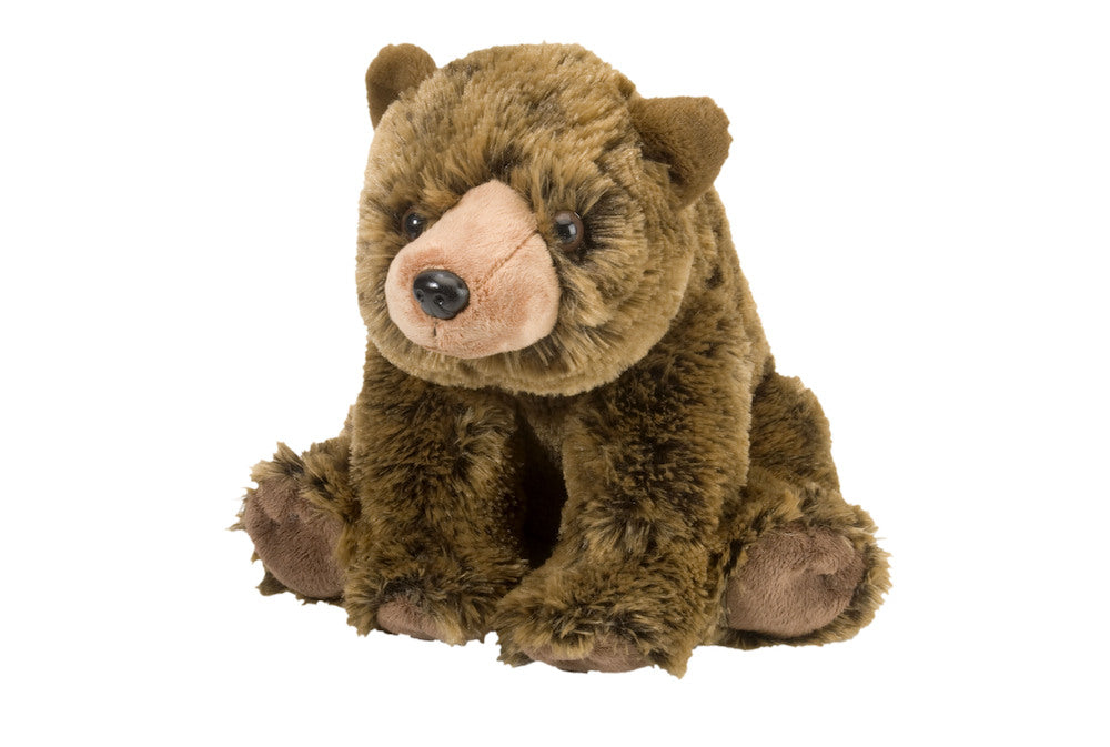 Grizzly Bear Stuffed Animal