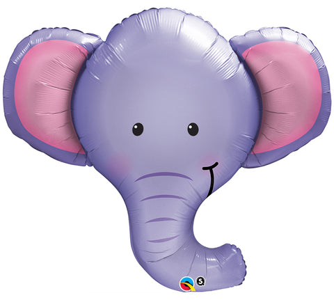 "Ellie Elephant 39"" Foil Balloon"