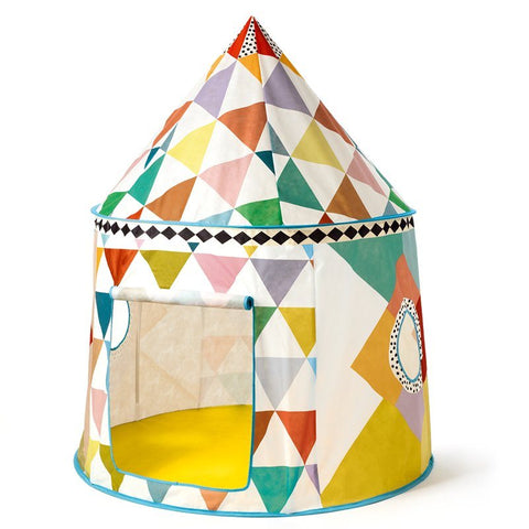 Muilticolored Play Tent