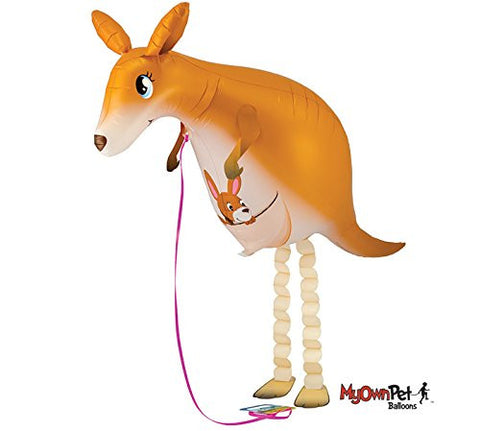 My Own Pet Balloons - Kangaroo