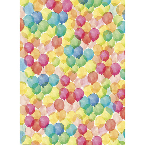 Wrapping Paper Roll - Balloons