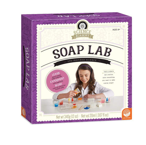 Science Academy: Soap Lab