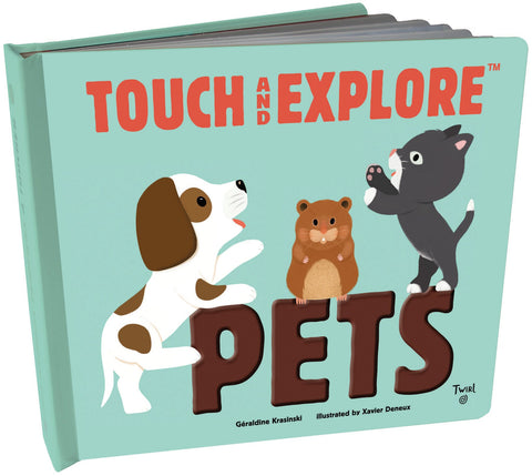 Touch And Explore - Pets