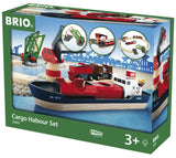 Cargo Harbor Set