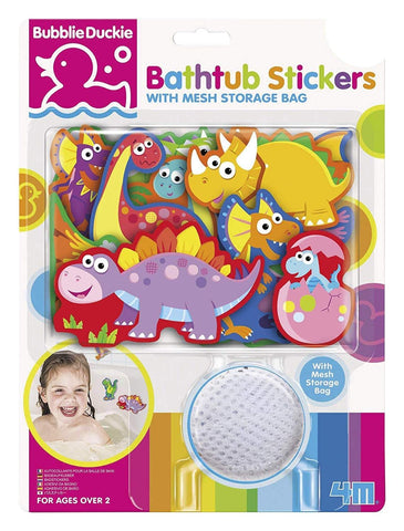 Bathtub Stickers - Dinosaurs
