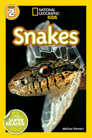 National Geographic Kids: Snakes