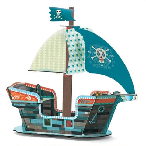 Pop To Play, Pirate Ship