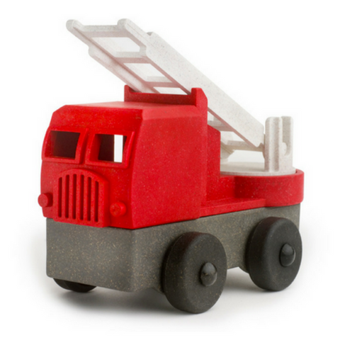 Luke's Toy Factory Red Fire Truck