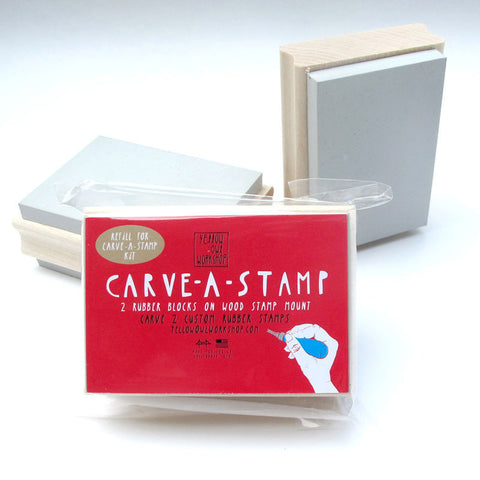 Carve-a-Stamp Refill