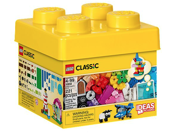 Lego Classic Creative Bricks - 221 pcs