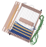 Wooden Wool Loom