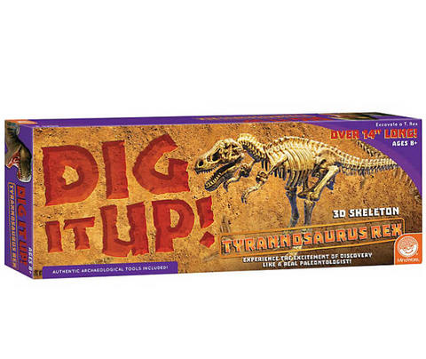 Dig It Up! T-Rex 3D Skeleton