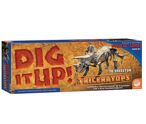 Big Dig Dino: Triceratops