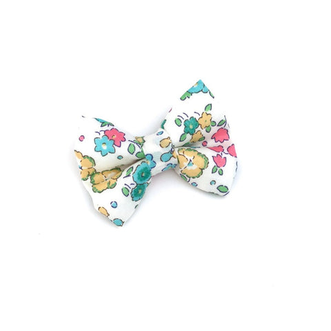 Liberty Mini Bow, Snap Clip - Ella Libby