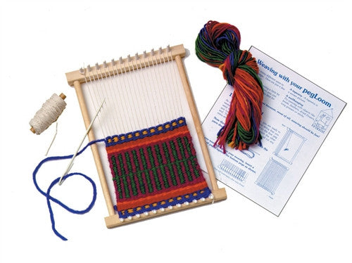 Peg Loom for Beginners