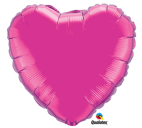 "Heart 18"" Foil Balloon"