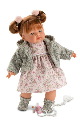 "Llorens Clare The 13"" Crying Doll"