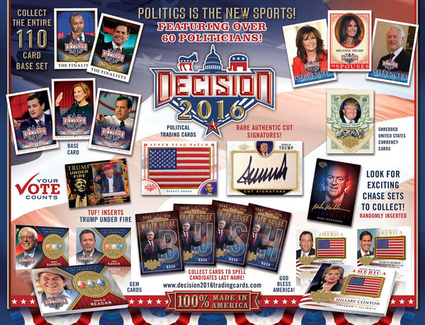 Decision 2016 Hobby Elite Box