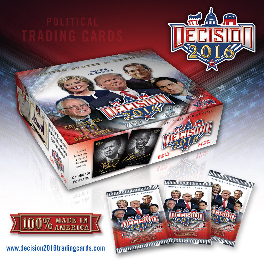 Decision 2016 Retail Box