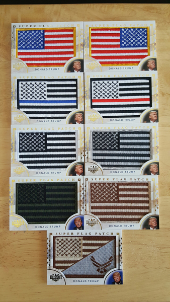 Decision 2016 Series 2 Hobby Case