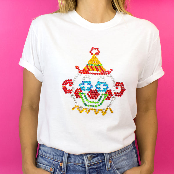 LIMITED EDITION Clowning Around Gem Tee
