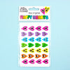 Happy Hearts Sticker Set of 56