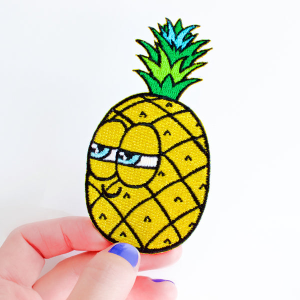 Golden Pineapple Patch
