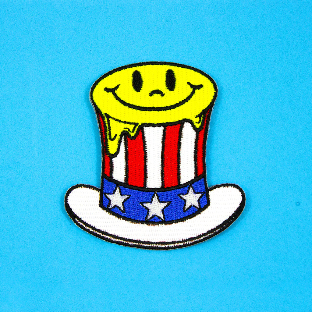 Melty America Patch