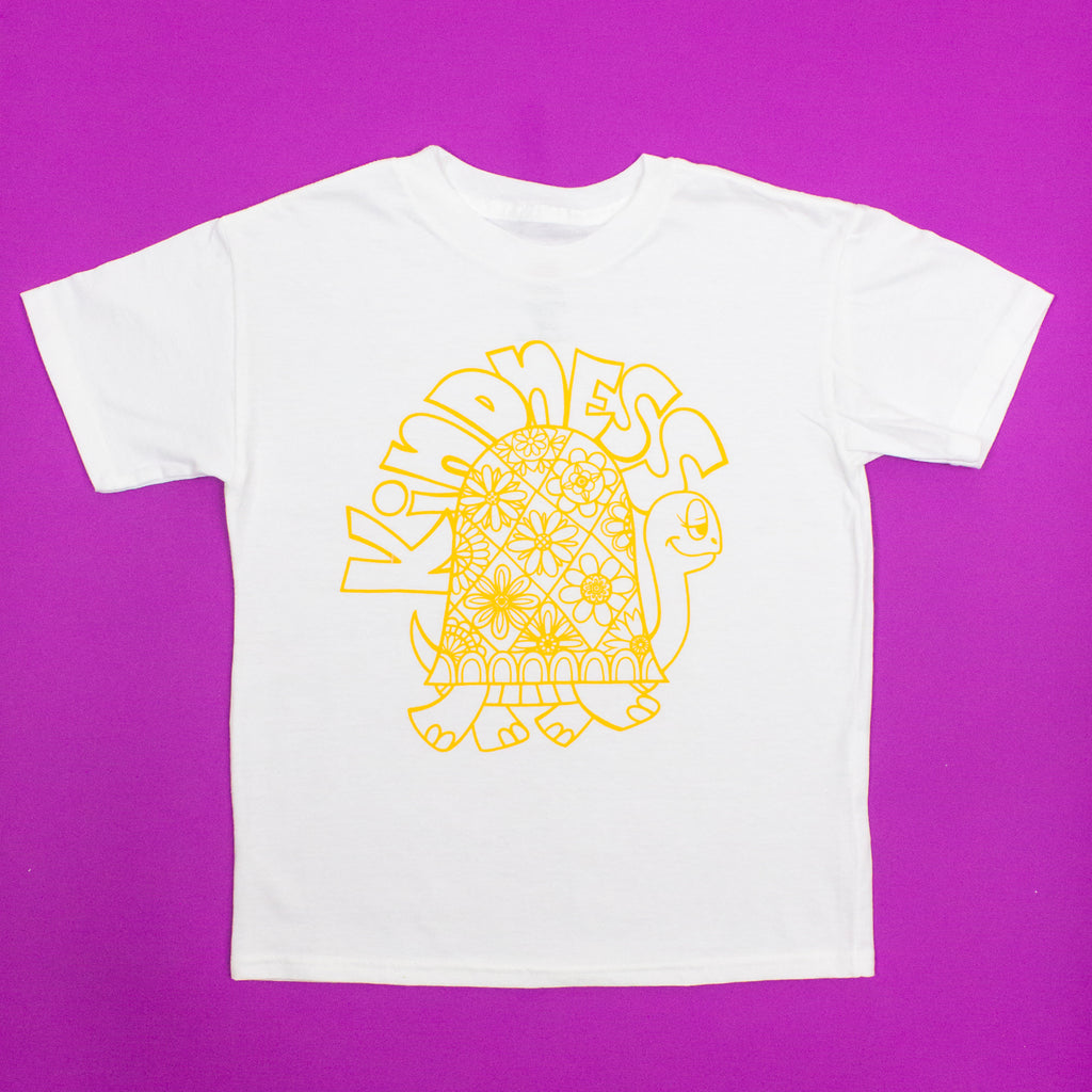 The Kindness Turtle Tee - KIDS