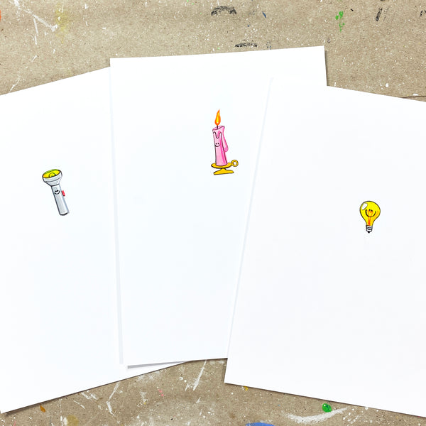 Mini Paintings: Bright Ideas