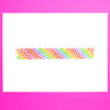 Rainbow Squiggle Washi Tape