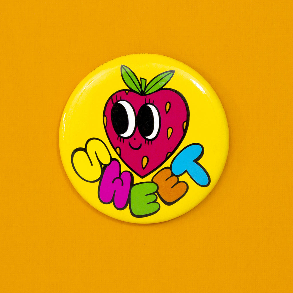 Sweet Strawberry Magnet