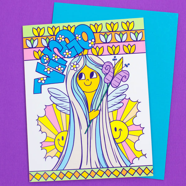 Zodiac Card: Virgo