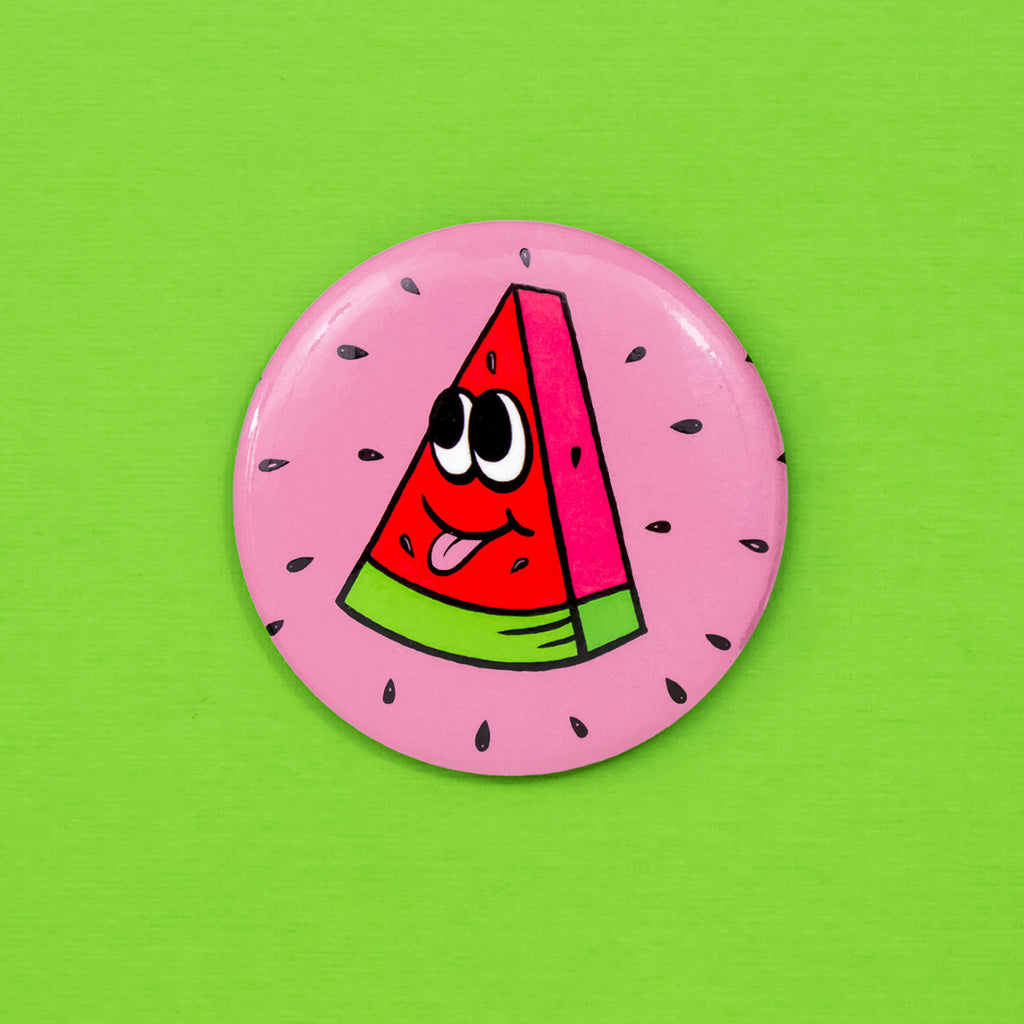 Silly Watermelon Magnet