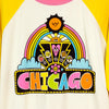 Exclusive CHICAGO Raglan Tee