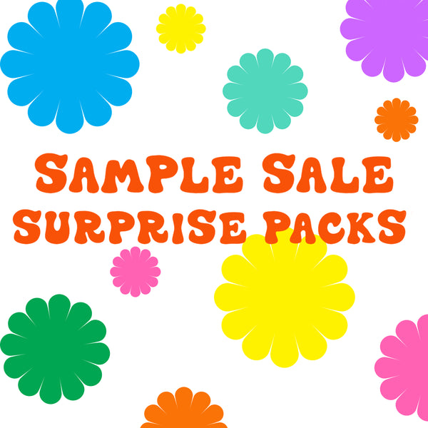 SAMPLE SALE Surprise Pack!!