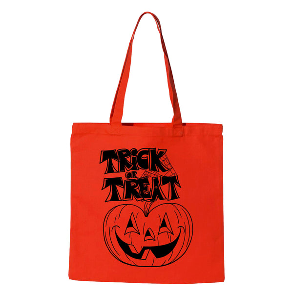 LIMITED EDITION Trick or Treat Tote Bag